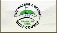 Logo for the William J. Devine Golf Course